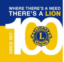 Click here to keep up to date on Lions Clubs International Centenial Service Challenge and Celebration
