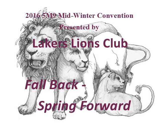 Join us for the 2016 5M-9 Mid-Winter Convention