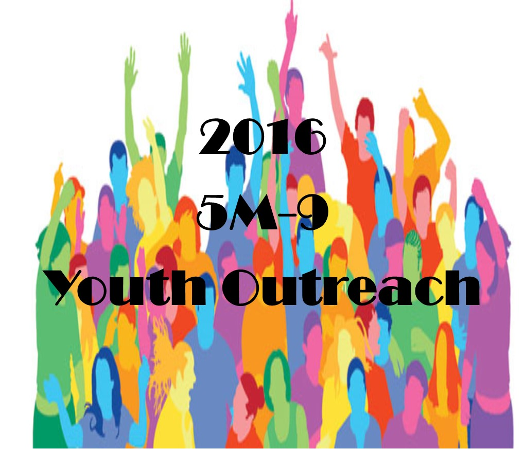 Please click here for the 2016 Youth Outreach Scholarship and Poster info